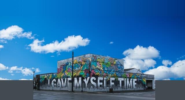 I gave myself time